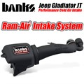 2020 Jeep Gladiator JT Cold Air Intake Ram-Air by Banks