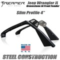 "Jeep Wrangler JL 4"" Front Fender Flares by Reaper Off Road"