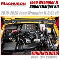 2018-2020 Jeep Wrangler JL Supercharger Kit by Magnuson Superchargers