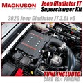 2020 Jeep Gladiator JT Supercharger Kit by Magnuson Superchargers