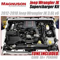 2012-2018 Jeep Wrangler JK Supercharger Kit by Magnuson Superchargers