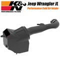 Jeep JL Cold Air Intake 63 Series AirCharger CAI by K & N