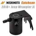 2018-2019 Jeep Wrangler JL 3.6L Catchcan by Mishimoto