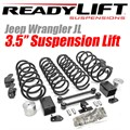 "Jeep Wrangler JL 3.5"" Lift Kit by ReadyLift"