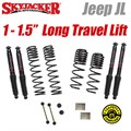 "Jeep Wrangler JL 1.5"" Long Travel Lift Kit by SkyJacker"