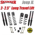 "Jeep Wrangler JL 2.5"" Long Travel Lift Kit by SkyJacker"