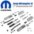 "Jeep Wrangler JL 2"" Lift Kit by MOPAR"
