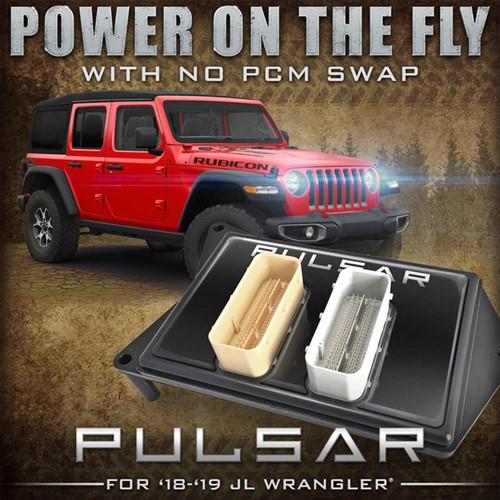 2018-2019 Jeep Wrangler JL Pulsar Tuning System by DiabloSport