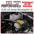 Jeep Wrangler JL Catch Can - 3.6L - by JLT