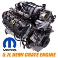 5.7L HEMI Crate Engine - Jeep HEMI Conversion
