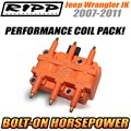 2007-2011 Jeep Wrangler JK Performance Coil Pack by RIPP Superchargers