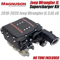 2018-2020 Jeep Wrangler JL Supercharger Kit by Magnuson Superchargers - NO TUNE