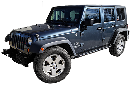 2007 Jeep Wrangler JK 5.7L HEMI Conversion by MMX4x4