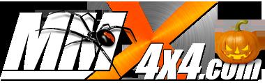 MMX4x4 Logo